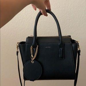 Aldo Black Purse Crossbody Bag